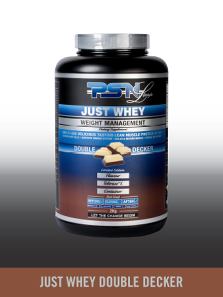 JUST WHEY 2KG  CONTAINER